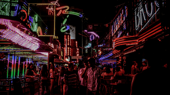 thai nightlife