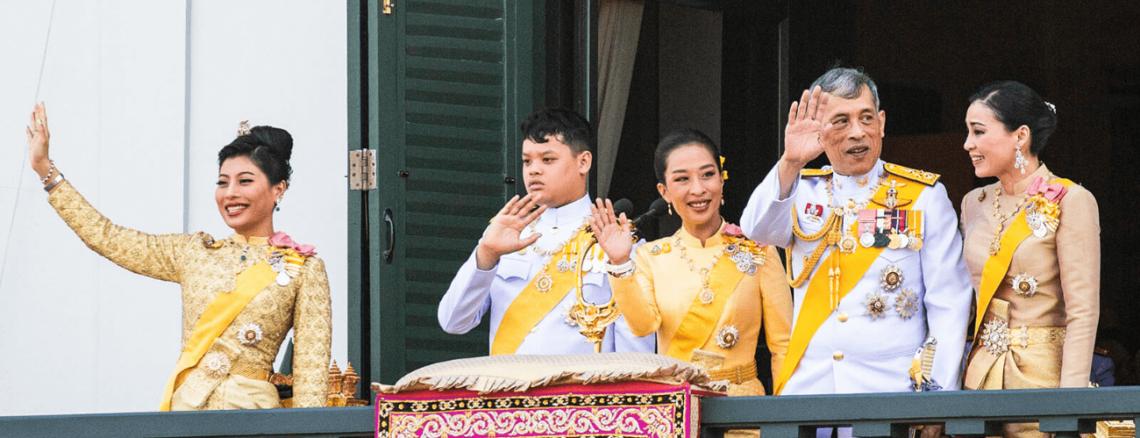thai royalty